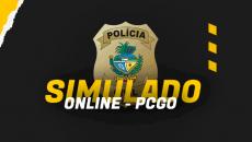 Simulado Presencial -  Agente e escrivão da Policia Civil de Goiás