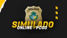 Simulado Online - Agente e Escrivão da Policia Civil de Goiás