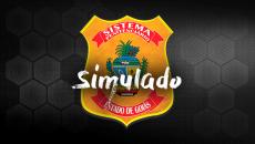 Simulado Agente Prisional de Goiás (DGAP) - 10/2019