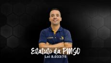 Estatuto da PMGO - Lei 8.033/75
